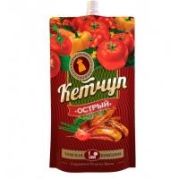 Кетчуп острый