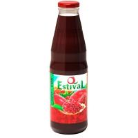 """Гранатовый сок """"Estival"""" 0,75 литра"""
