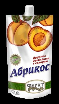 Абрикосы дробленные с сахаром