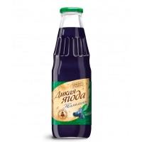 """Жимолостный сок """"Дикая ягода"""" 0,75 литра"""