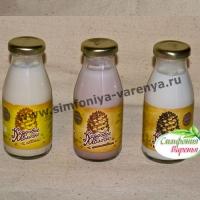 Кедровое молочко с медом