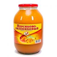 Персиково-облепиховый сок