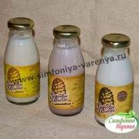 Кедровое молочко с шоколадом