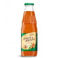 """Облепиховый сок """"Дикая ягода"""" 0,75 литра"""