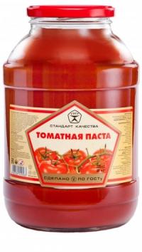 Томатная паста 25% ГОСТ НС (2 кг)