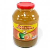 Яблочно-персиковый сок