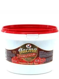 Томатная паста 20% (0,85 кг)
