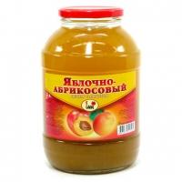 Яблочно-абрикосовый сок